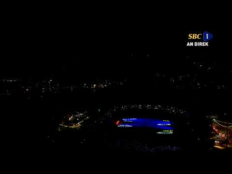 SBC SEYCHELLES - NATIONAL DAY PARADE - 2019 (LIVE)