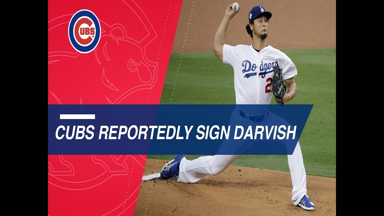 Bote homers twice, Darvish deals as Cubs beat Diamondbacks 9-1