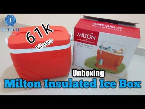 Milton #1 Insulated Ice Box || Super Chill Box || Chiller IceBox || Cold Box Outdoor Use