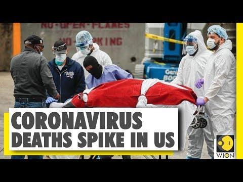 US Enters Hardest Week Of Pandemic | Coronavirus News | COVID-19 | USA Coronavirus Fights | Trump