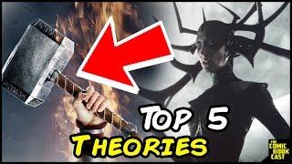 5 Ways Hela Could Destroy Thor's Hammer in Thor Ragnarok