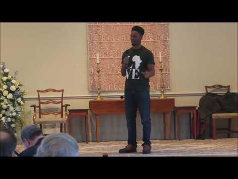 Martin Henson Boston Black Lives Matter @ Harvard Unitarian Universalist Church