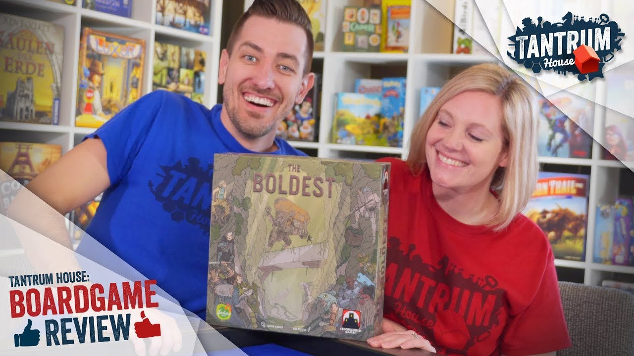 2b332e092c2 The Boldest Board Game Review - YouTube