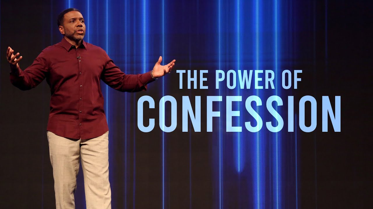 Wednesday Service - The Power of Confession