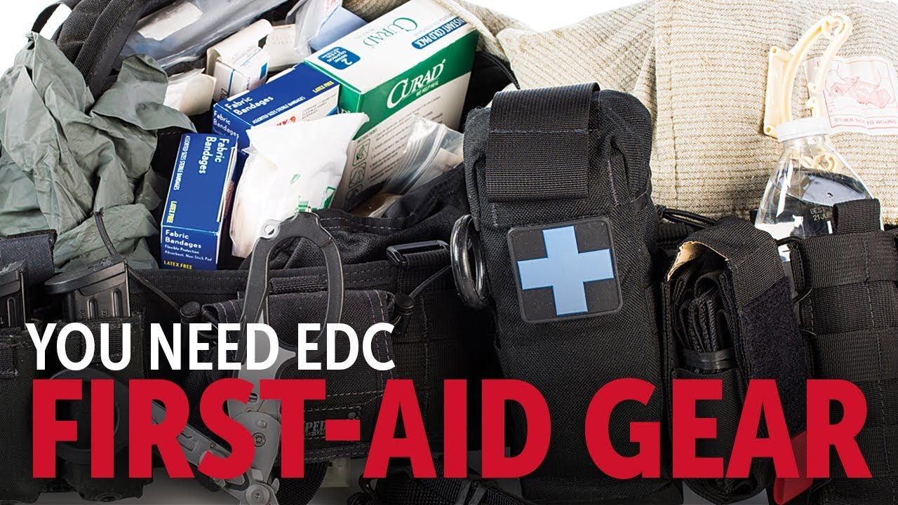 What Should Go In Your Everyday Carry First Aid Kit?: Into the Fray Episode  254