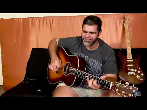 Whiskey in the Jar / Moeilikheid – Anton Botha (Acoustic)