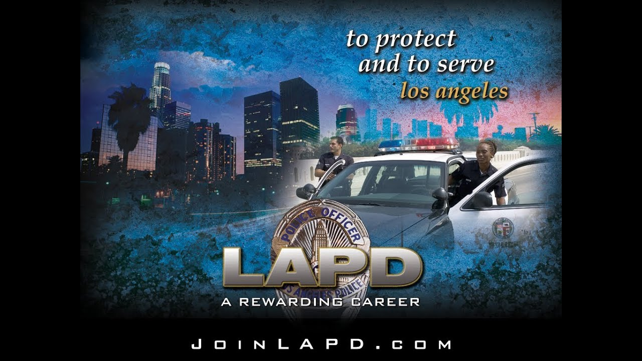 Join Lapd Commercial 3