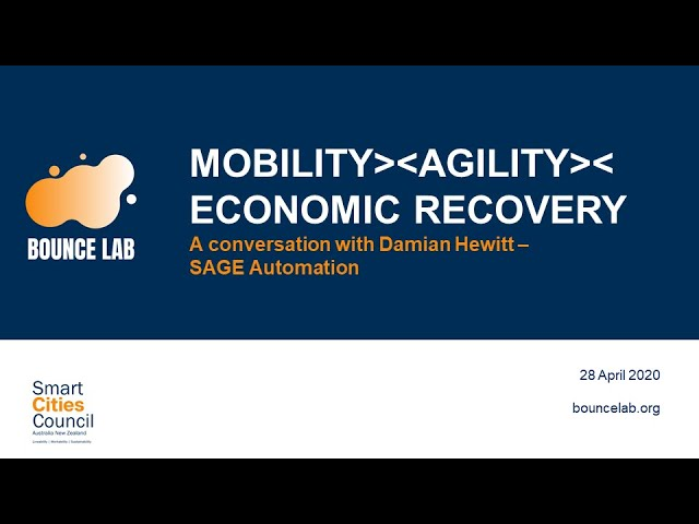Mobility><Agility><Economic Recovery