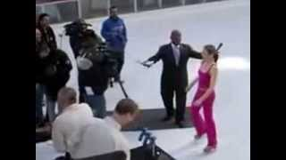 Guinness World Record  Фигурное катание   Fastest Spin on Ice Skates(, 2013-09-29T17:51:26.000Z)