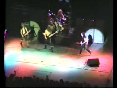 Anvil / School Love (live in Tokyo1983)