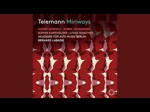 Miriways, TWV 21:24: Overture (Live)