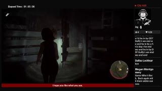 Friday the 13th game maybe a glitch or two