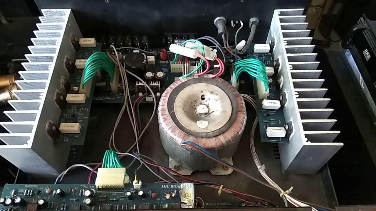 Show amplifier KARAOKE HAY Jaguar SPA 203III máy KOREA VN lắp_Tư vấn 0932238999 Zalo FB