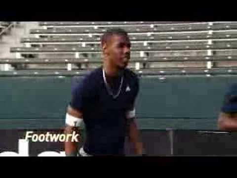 Adidas Football Tips With Lito Sheppard