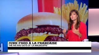 Malbouffe: understanding junk food à la française