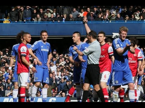 Behind Enemy Lines: Chelsea v Arsenal
