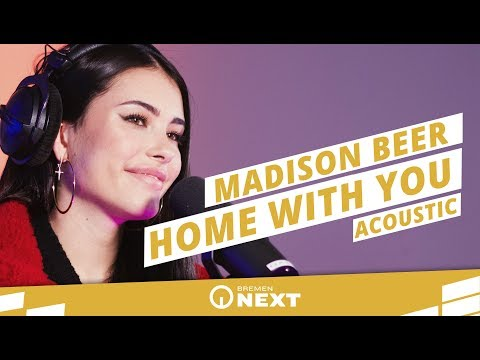 Madison Beer - Home With You (Acoustic) // Live Session // Bremen NEXT