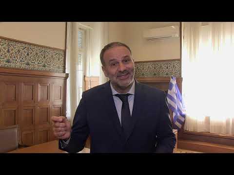 Δήλωση Νίκου Μαυραγάνη για τις ΕΥΡΩΕΚΛΟΓΈΣ 2019
