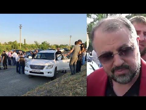 В Армении убит брат армянского авторитета Артура Асатряна (Дон Пипо).