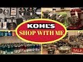 Gambar cover SHOP WITH ME FOR  KITCHEN | KITCHEN ITEMS SHOPPING | COOKWARE| SHOPPING FOR KITCHEN | KOHLS SHOPPING