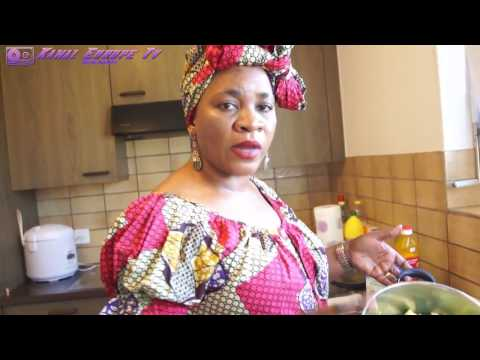 Mamannicole Loboko Cuisine Congolaise Pondu Ya Limbondo