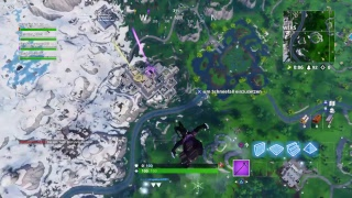 [Fortnite] soon V-Bucks raffle ice map izzzz daaa