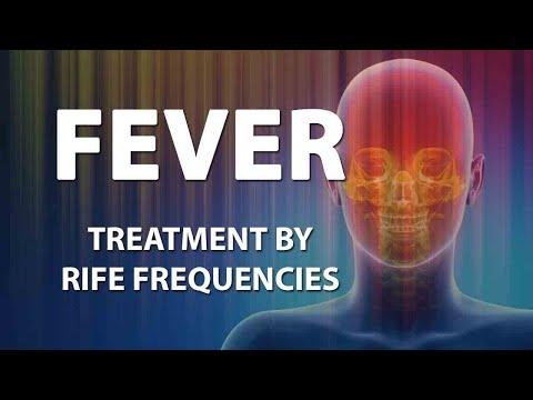 Fever - RIFE Frequencies Treatment - Energy & Quantum Medicine with Bioresonance