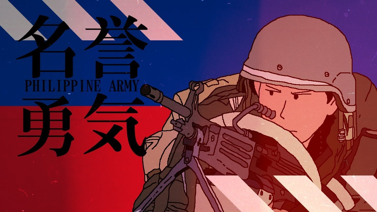 【News Bulletin】Battle Of Marawi Anime OP