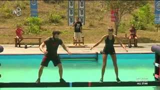 Dokunulmazlık Oyunu 1.Bölüm - Survivor All Star (6.Sezon 93.Bölüm)