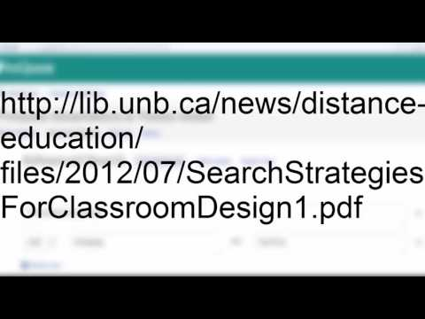 ProQuest Dissertations And Theses At UNB Libraries