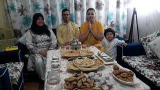 كيف دوزنا ذكرى المولد النبوي في تركيا خلقنا اجواء مغربية بعيدا عن المغرب/لبسنا لباس مغربي تقليدي