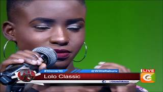 One on One with Lolo Classic #10Over10