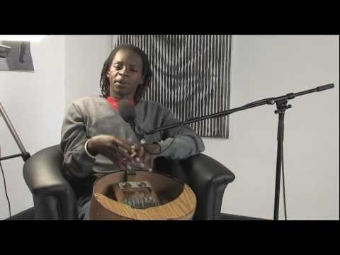 Nyunga Nyunga Mbira Tutorial by Taku Mafika - Singing Nhemamusasse