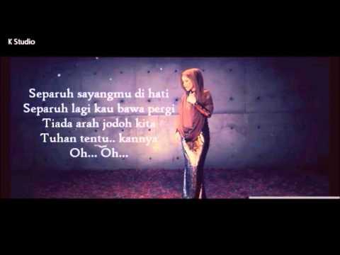 Alyah - Sesal Separuh Nyawa (Official Minus One/Karaoke & Lyrics)
