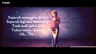 Alyah - Sesal Separuh Nyawa (Official Minus One/Karaoke & Lyrics)