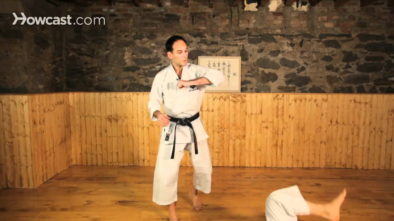 Top Self Defense Moves Karate Lessons Youtube