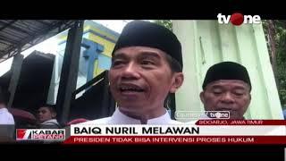 Presiden Jokowi Angkat Bicara Soal Kasus Baiq Nuril