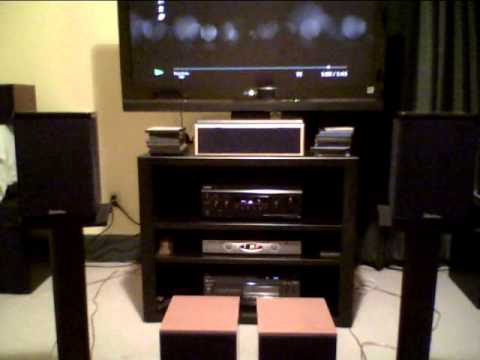 Definitive Technology Studio Monitor 350 Speakers Vocal Demo 2 of 2