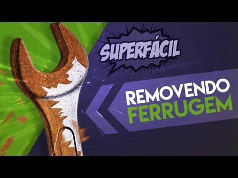 COMO tirar FERRUGEM de FERRAMENTAS - Super Fácil 🔧 - YouTube 8e0d949efb