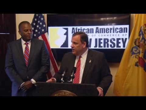 Gov. Christie: We Have Work To Do For Our Economy, Businesses, Families, And Each Other