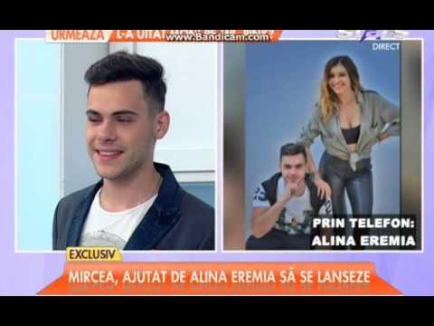 Mircea Eremia & Alina Eremia -Star Matinal de Weckend (25.07.2015)
