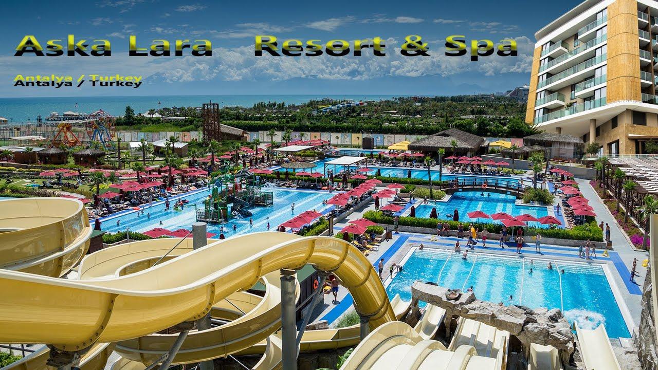 Aska Lara Resort Spa Turkey Antalya Lara Hotel Holiday Luxury Aquapark