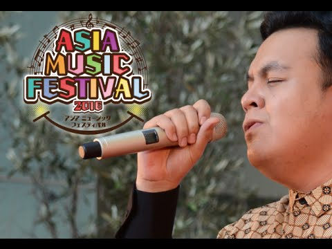 【AMF2016】[TULUS] official video ASIA MUSIC FESTIVAL 2016 in Hamamatsu