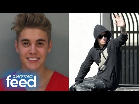 Justin Bieber DUI Release & Arrest Details