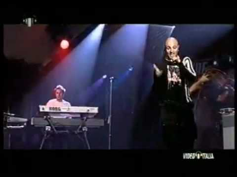 Eiffel 65 - Too Much Of Heaven (Live Video Italia)