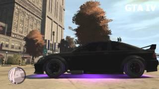GTA V vs GTA IV : Sultan RS