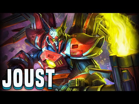 Hes So Satisfying! I Keep Getting Great Games! Thanatos Build  Smite Thanatos Joust Gameplay