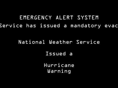 Hurricane Broadcast prank Florida[ORIGINAL]