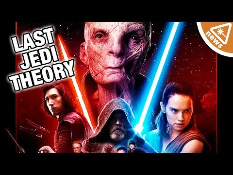 How Star Wars' Project Resurrection Will Tie into The Last Jedi! (Nerdist News w/ Jessica Chobot)