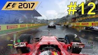 F1 2017 Laten Vettel Wereldkampioen Weer #12 - 100% Race België